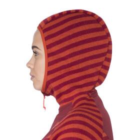 Edelrid Creek - Chaqueta Mujer - rojo